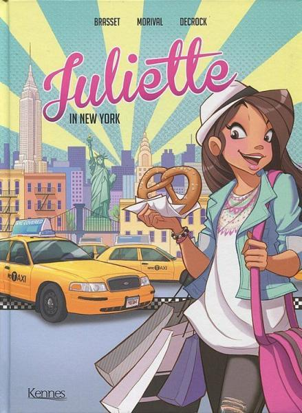 Juliette (Decrock) 1 Juliette in New-York