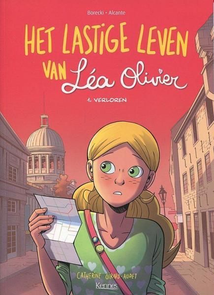 Het lastige leven van Léa Olivier 1 Verloren