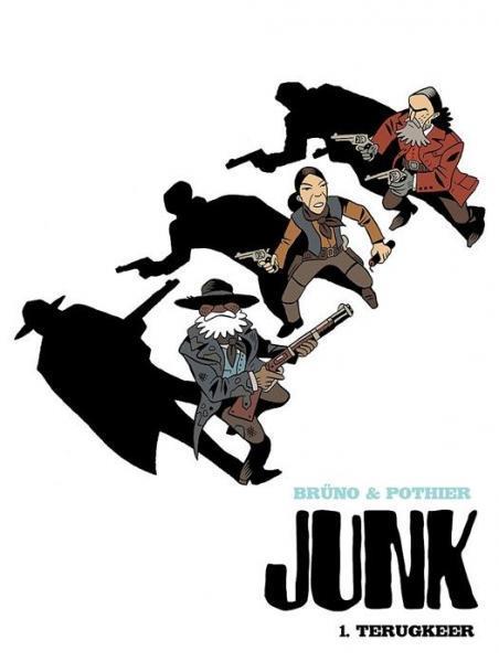 Junk 1 Terugkeer