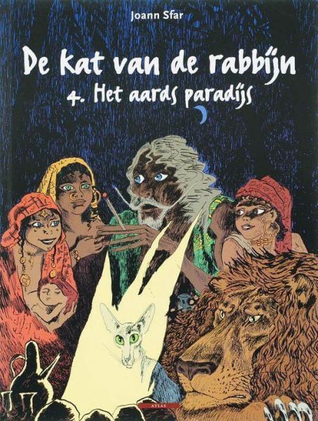 De kat van de rabbijn 4 Het aards paradijs