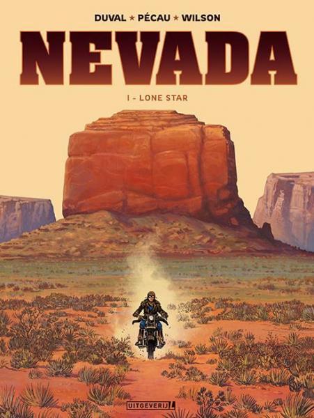 Nevada (Wilson) 1 Lone star