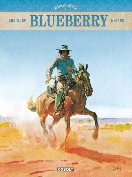 Blueberry (Deense uitgaven) INT A4 De samlede eventyr 4