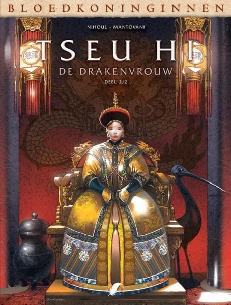 Tseu Hi, de drakenvrouw 2 Deel 2