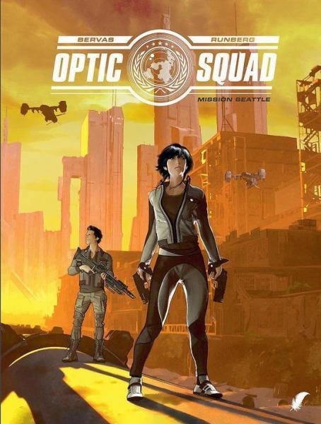 Optic Squad 1 Mission Seattle