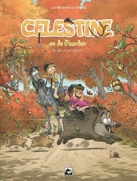 Celestine en de paarden 8 In de vrije natuur
