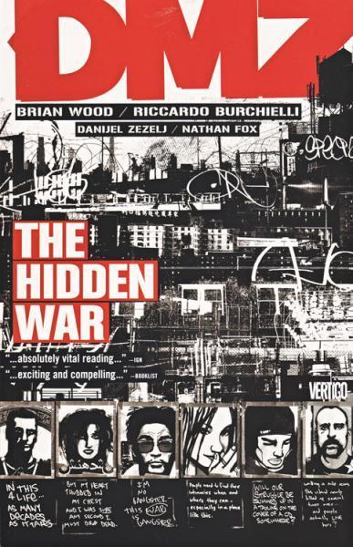 DMZ INT 5 The Hidden War