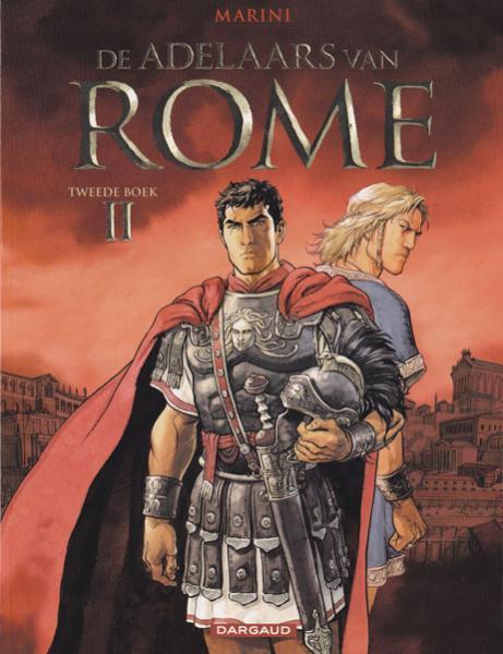 De adelaars van Rome 2 Tweede boek