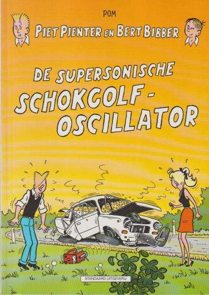 Piet Pienter en Bert Bibber 42 De supersonische schokgolf-oscillator