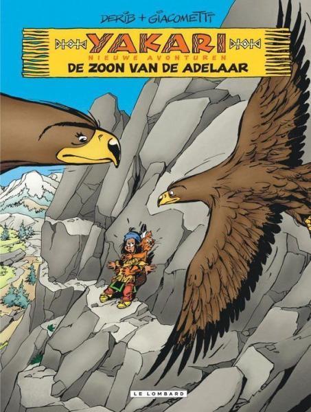 Yakari - Nieuwe avonturen 3 De zoon van de adelaar
