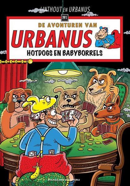 Urbanus 191 Hotdogs en babyborrels