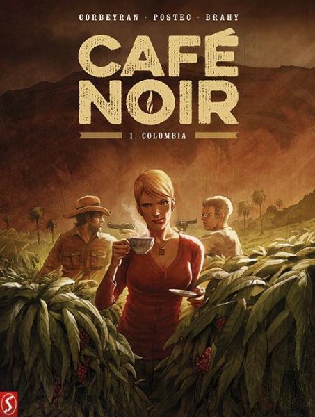 Café noir 1, Café noir 2, Café noir 3