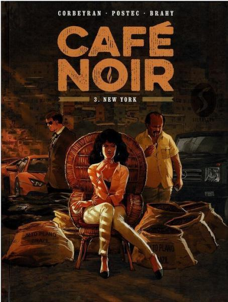 Café noir 3 New York