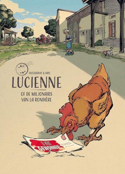 Lucienne 1 Lucienne of de miljonairs van La Rondière