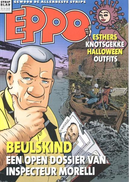 Eppo - Stripblad 2020 (Jaargang 12) 22 Nummer 22