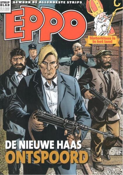Eppo - Stripblad 2020 (Jaargang 12) 23 Nummer 23