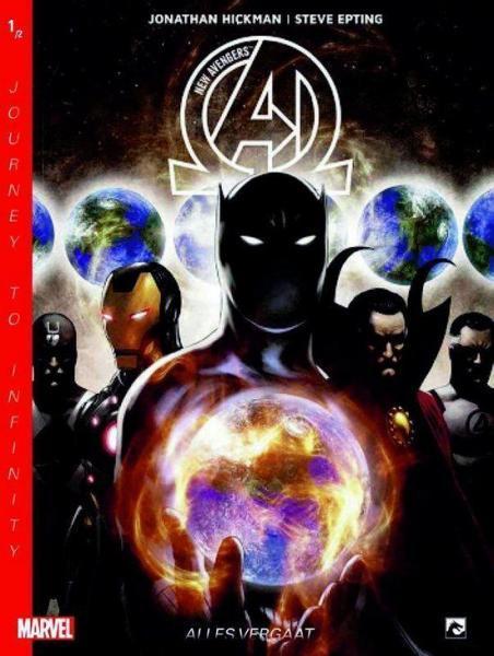 New Avengers: Journey to Infinity (Dark Dragon) 1 Alles vergaat, deel 1
