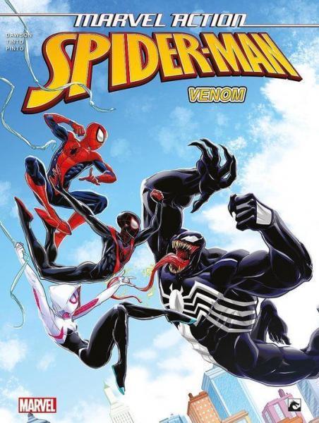 Marvel Action Spider-Man 4 Venom