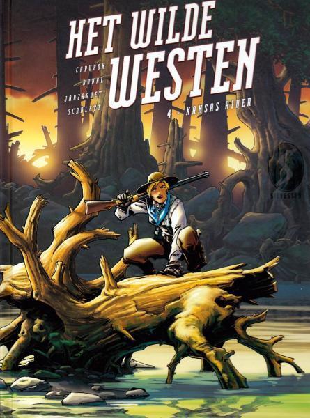 Het wilde westen 4 Kansas River
