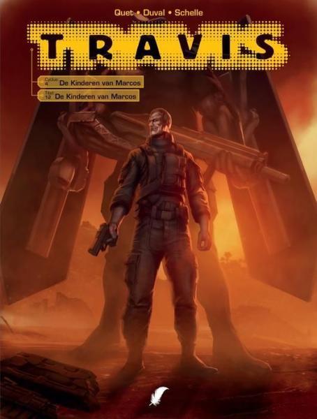 Travis (Talent/Daedalus) 12 De kinderen van Marcos