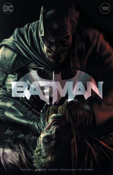 Batman B100 The Joker War, Finale