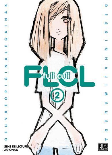 FLCL (Fuli Culi) 2 Tome 2