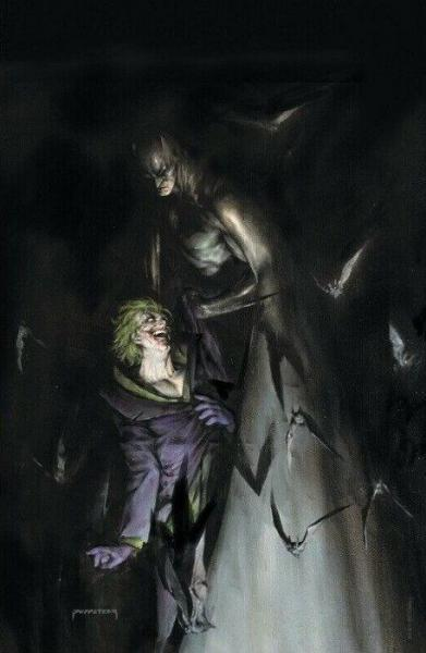 Batman B100 The Joker War, Finale
