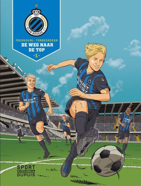 FC Brugge 1 De weg naar de top