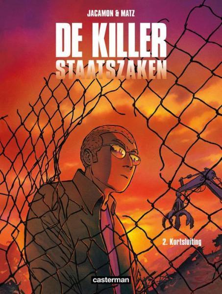 De killer - Staatszaken 2 Kortsluiting