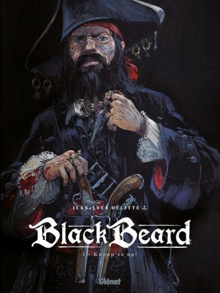 Black Beard 1 Knoop ze op!