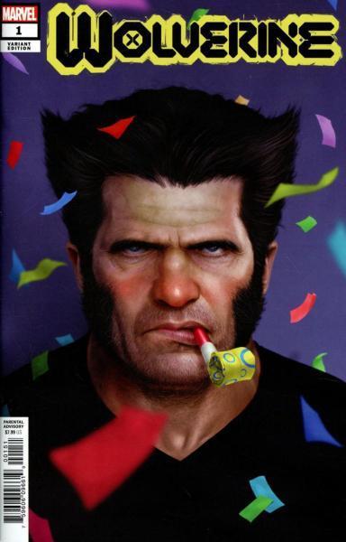 Wolverine F1 The Flower Cartel