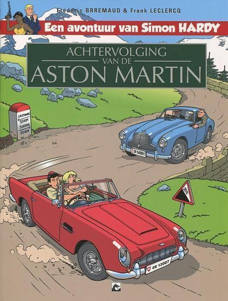 Simon Hardy 4 Achtervolging van de Aston Martin