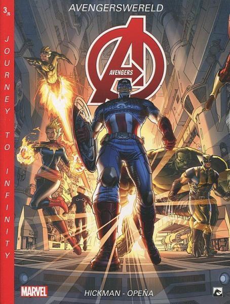New Avengers: Journey to Infinity (Dark Dragon) 3 Avengerswereld, deel 1