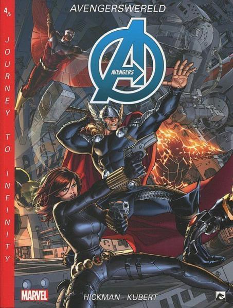 New Avengers: Journey to Infinity (Dark Dragon) 4 Avengerswereld, deel 2