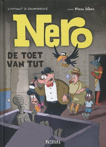 Een nieuw avontuur van Nero 2 De toet van Tut