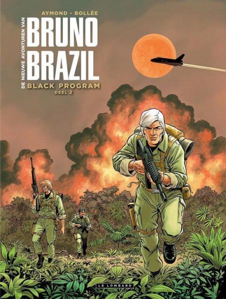 Bruno Brazil - De nieuwe avonturen 2 Black program, deel 2