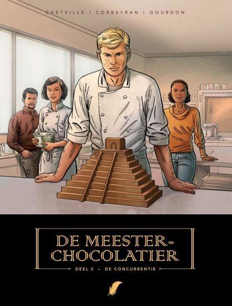 De meester-chocolatier 2 De concurrentie