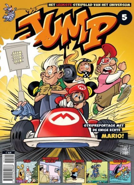 Jump - Stripblad - 2020 5 Nummer 5
