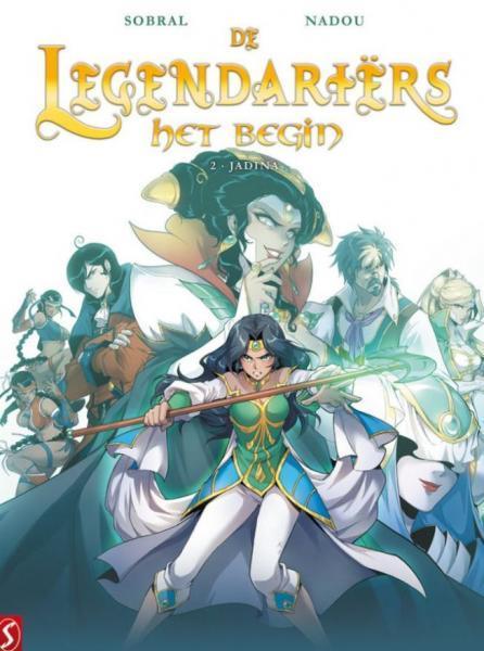 De legendariërs - Het begin 2 Jadina