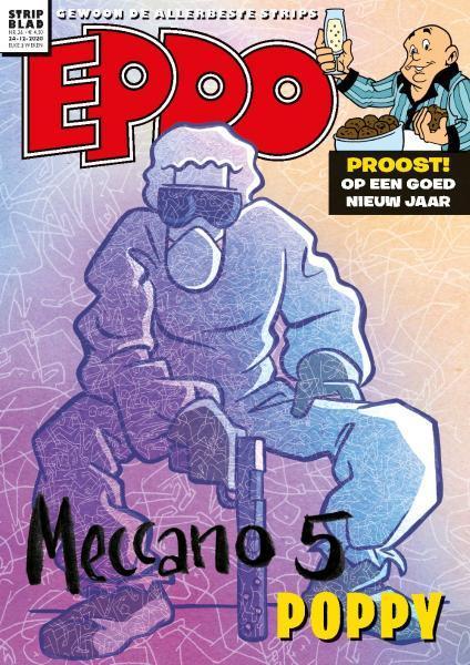Eppo - Stripblad 2020 (Jaargang 12) 26 Nummer 26
