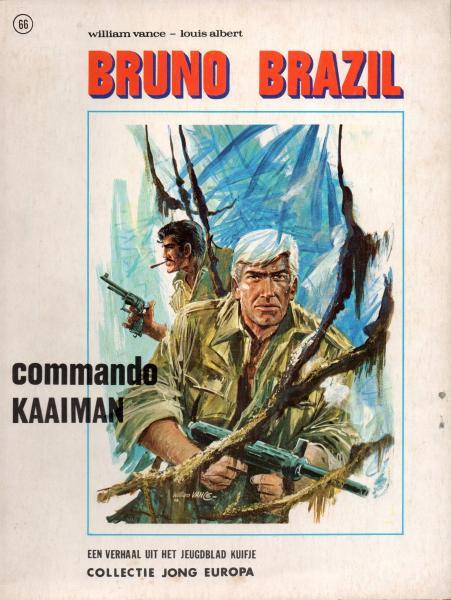 Bruno Brazil 2 Commando Kaaiman