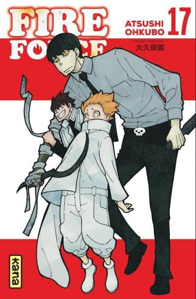 Fire Force 17 Tome 17