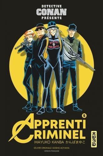 Détective Conan présente: Apprenti criminel 5 Tome 5