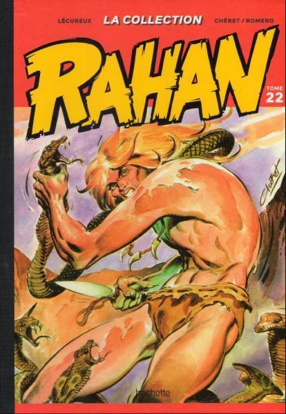 Rahan - La collection (Hachette) 22 Tome 22