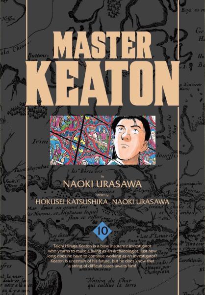 Master Keaton 10 Volume 10