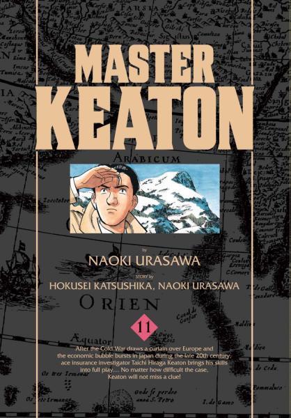 Master Keaton 11 Volume 11