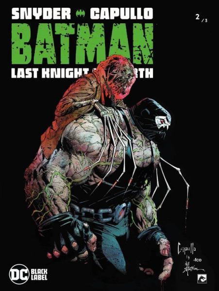 Batman: Last Knight on Earth 2 Deel 2