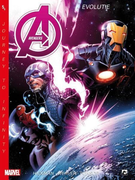 New Avengers: Journey to Infinity (Dark Dragon) 5 Evolutie, deel 1
