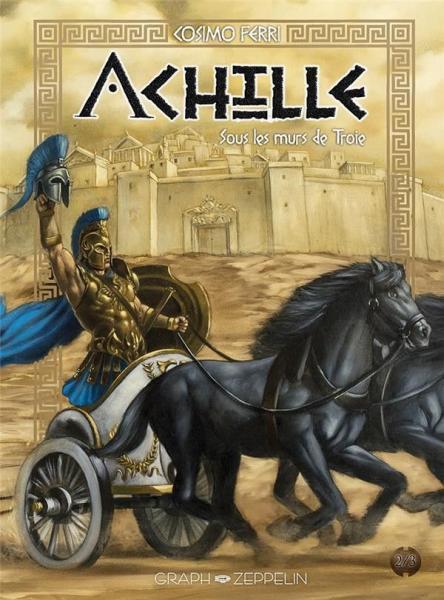 Achilles 2 Sous les murs de Troie