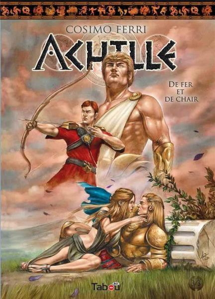 Achilles 3 De fer et de chair