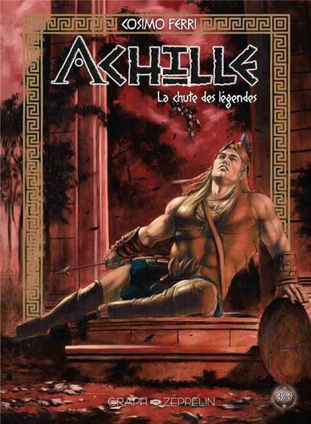 Achilles 3 La chute des légendes